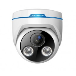 JVS-N63-HY Cámara IP, CCTV, 1.0 MP, para interiores, visión día y noche, detección de movimiento y alarma email