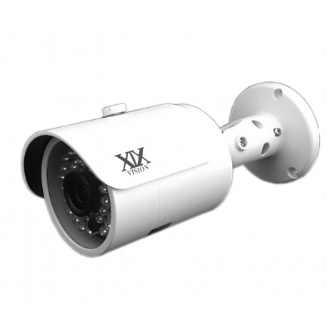 XIXC-5408AHS13S Cámara AHD 1,3 Mega Píxeles, Sensor Sony, Metálica, Tipo Bullet
