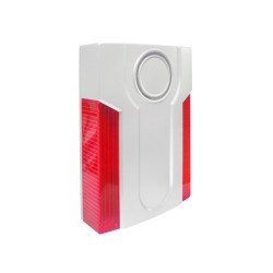 XIXs-6334W Sirena Exterior Inalámbrica 868 Mhz para Alarmas