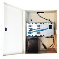 XIXa-2200 Servidor Grabador de Alarma y Video 4CH AHD/IP TCP/IP GPRS 868Mhz