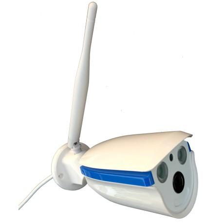 XIXC-3300 Cámara IP Wifi inalambrica para Alarma 1.0 Mega Píxel para INTERIORES