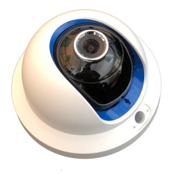 XIXC-3200 Cámara IP Wifi Inalámbrica para Alarma 1.0 Mega Píxel para Interiores Tipo DOMO