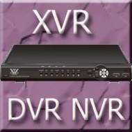 NVR, DVR y XVR